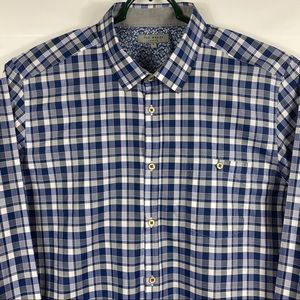 Excellent Condition Ted Baker Button Down Shirt